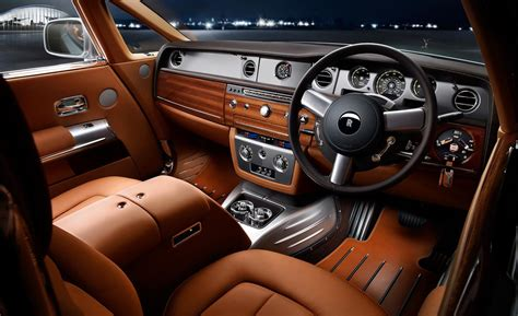 rolls royce phantom price interior car and driver