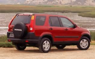 Honda Crv 2003 2003 Honda Cr V Rear 173512 Photo 5 Trucktrend