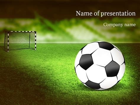free football powerpoint templates football powerpoint template business template