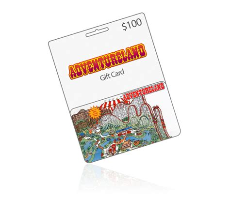 Adventureland Gift Card - our work source allies