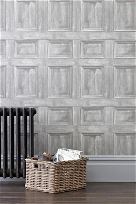 grey wallpaper panel gray panels wallpaper eclectic wallpaper by next