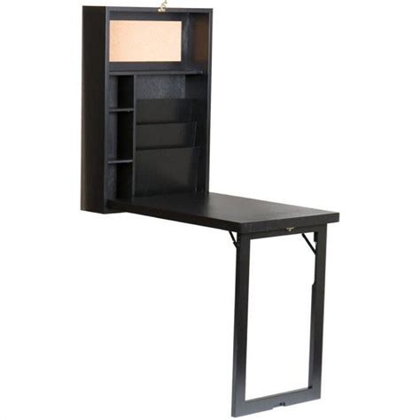 Computer Armoire With Fold Out Desk Southern Enterprises Leo Fold Out Convertible Desk In Black Ho9291r