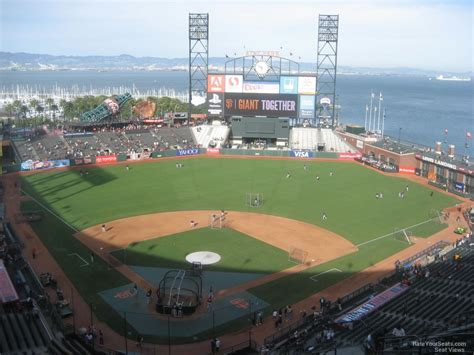 section 314 a at t park section 314 san francisco giants