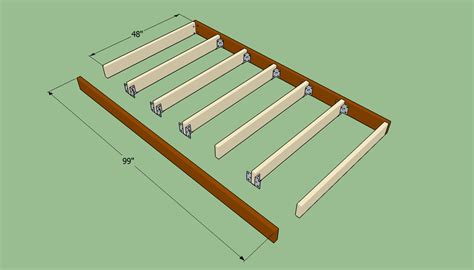 build a floor how to build a firewood shed howtospecialist how to