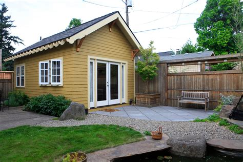 small house for backyard gallery the piedmont cottage a tiny backyard cottage in