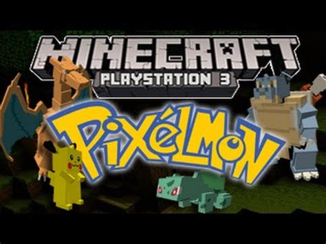 mods in minecraft for ps3 quot minecraft playstation mods quot pixelmon ps3 and ps4