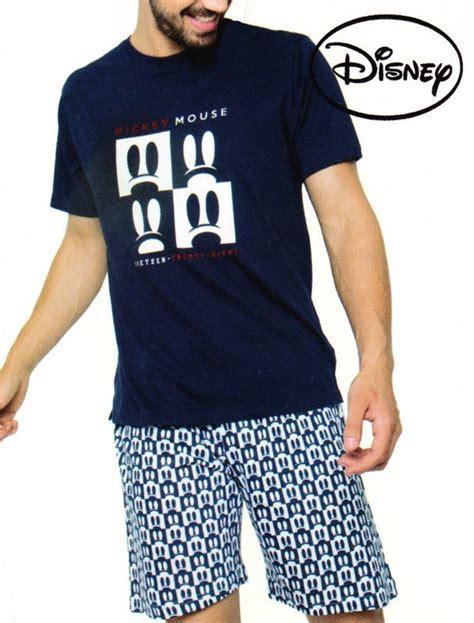 Piyama Micky Navy Pp pijama hombre disney mickey mouse varela intimo