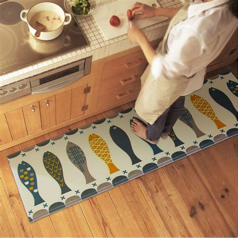 kitchen bathroom home rug absorbent non slip mats carpet