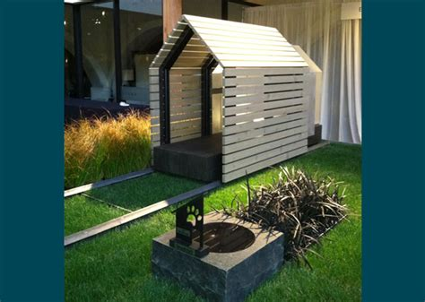 dog house seattle unusual dog houses win seattle barkitecture design contest
