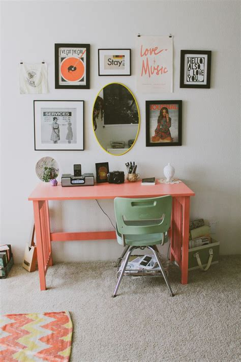 Small Apartment Office Ideas 30 Renter Friendly Diy Ideas A Beautiful Mess