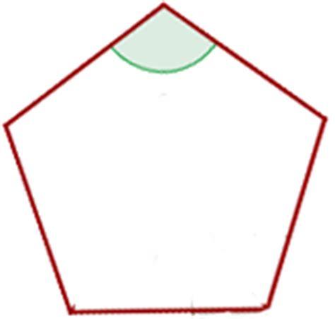 angulo interior de un poligono regular pol 237 gono regular