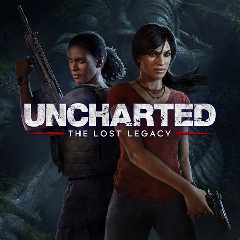 Kaset Ps4 Uncharted The Lost Legacy uncharted the lost legacy playstation flickr