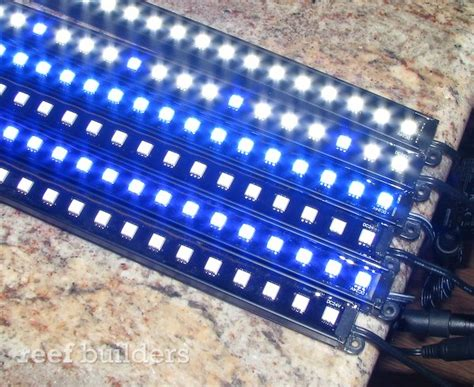 ecoxotic stunner led strips totally unboxed reef