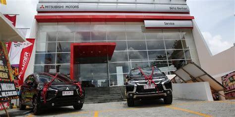 Mini 2 Di Makassar dalam sepekan mitsubishi operasikan 2 diler baru di