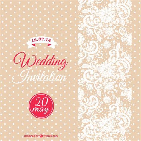 Kostenlose Vorlage Hochzeit Vektor Hochzeit Vorlage Der Kostenlosen Vektor