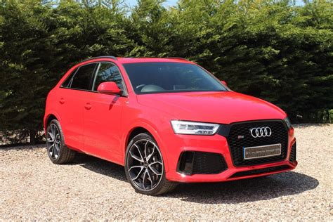 Test Audi Rsq3 by Used 2016 Audi Q3 Rsq3 Tfsi Quattro Rs Q3 For Sale In