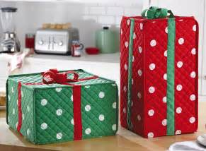 kitchen appliance covers holiday gift box kitchen appliance covers the green head