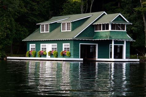 lake boat house lake muskoka boathouse gary j wood flickr