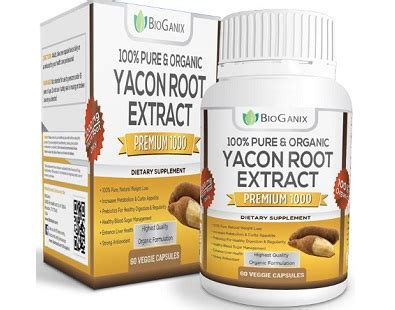 Colon Detox Cleanse Bioganix by Bioganix Yacon Root Syrup Extract Review Does This