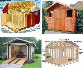 how to build a storage shed from scratch