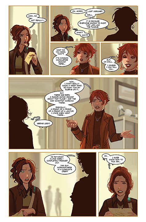 blood stain volume 2 linda sejic s creepy funny blood stain comes to print