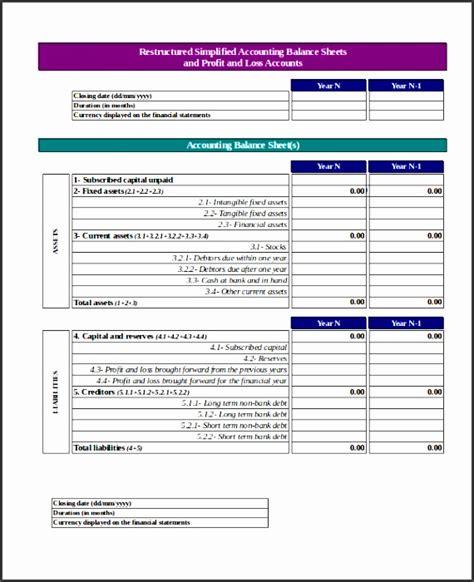 9 Profit Loss Account Format Excel Sletemplatess Sletemplatess Excel Templates Include Which Of These Common Documents