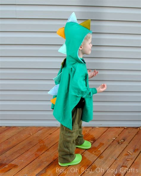 Green Slipcovers Diy Dragon Halloween Costume Allfreesewing Com