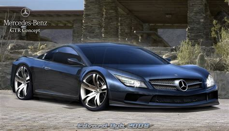 mercedes supercar concept mercedes gtr concept by dr phoenix on deviantart