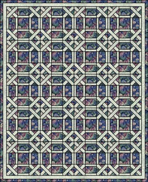 Garden Maze Quilt Block Pattern by Garden Maze Page 2