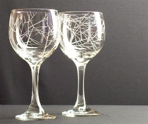 Glass Etching Designs Images
