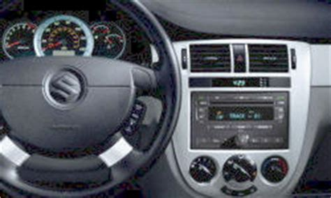 2008 Suzuki Forenza Interior Suzuki Forenza Reno Specs At Truedelta Powertrains And