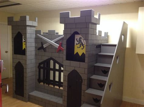 bunk bed castle knights castle bunk bed see more at www facebook con dreamcraftfurniture cabins