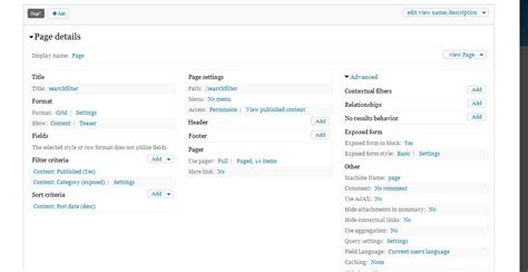 drupal theme views exposed filter drupal exposed filter not displaying children