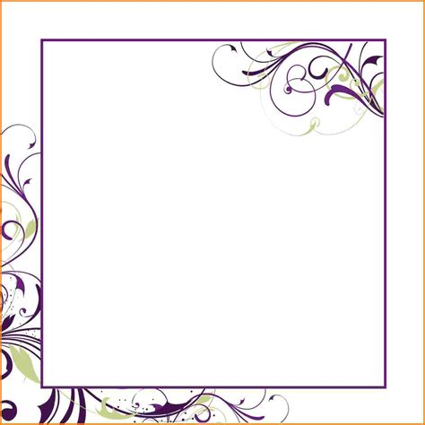 Birthday Invitation Blank Invitation Templates Superb Invitation Superb Invitation Wedding Invitation Design Templates Free