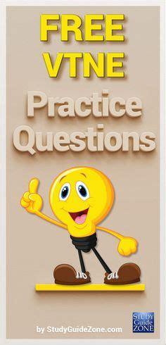 vtne secrets study guide vtne test review for the
