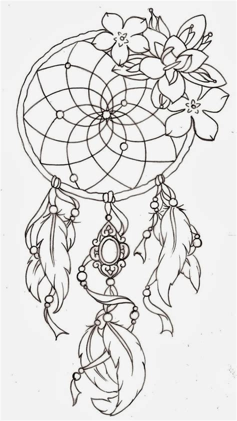 dreamcatcher tattoo stencil tattoos book 2510 free printable tattoo stencils symbols