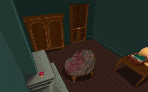 living room 2nd floor alone in the wiki