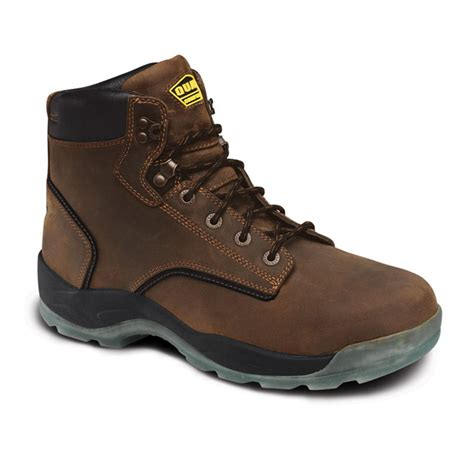 comfort boots men s lacrosse 174 quad comfort series 4x6 plain toe work