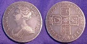 halfcrown coins of england/great britain