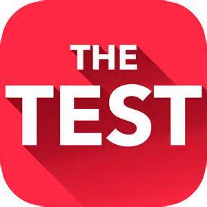 the test the test