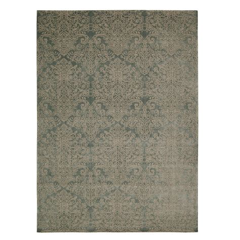 Bloomingdales Area Rugs nourison platine collection area rug 7 6 quot x 10 6