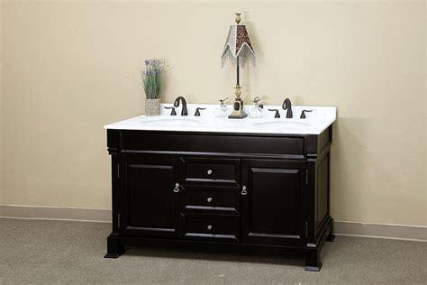 Bellaterra Home Bathroom Vanity Antique, Espresso Finish