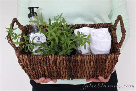 Handmade Housewarming Gift Ideas - housewarming gift julie blanner