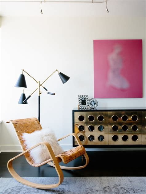 gorgeous contemporary living room interior design
