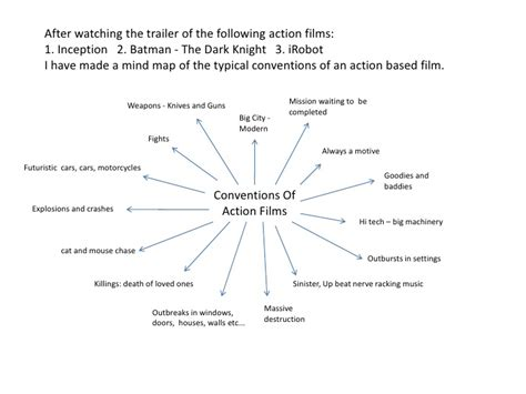 fantasy film genre conventions conventions of action films