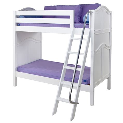 High Bunk Bed Venti Curved Panel High Bunk Bed Rosenberryrooms