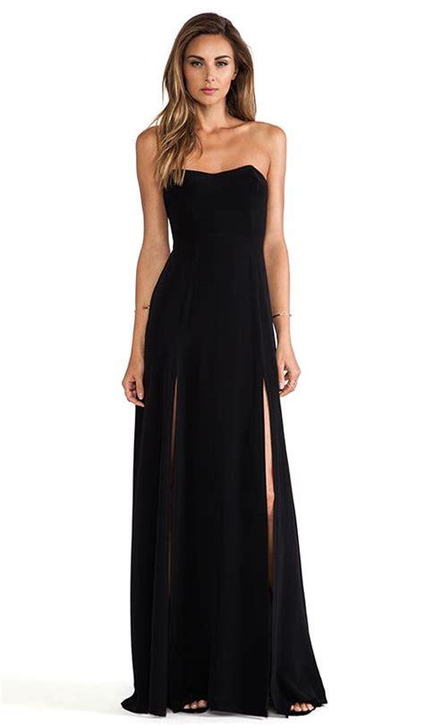 Grosir Baju Maxy Dress D nookie encore maxi dress in black fashion ii maxi dresses prom and black