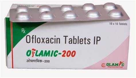 Obat Ofloxacin dosis obat ofloxacin tablet daftar dosis obat