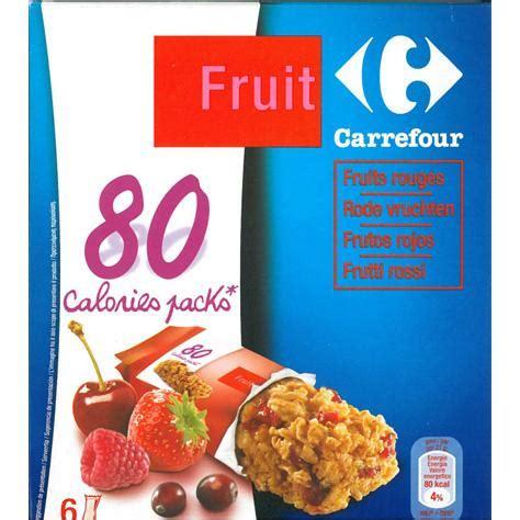 fruit 80 calories test carrefour 80 calories packs fruits rouges ufc que