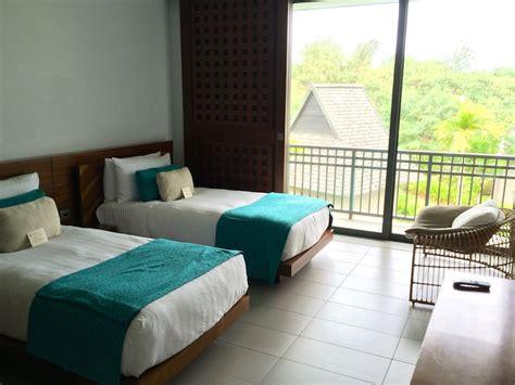 club bedroom review of the club intercontinental fiji resort